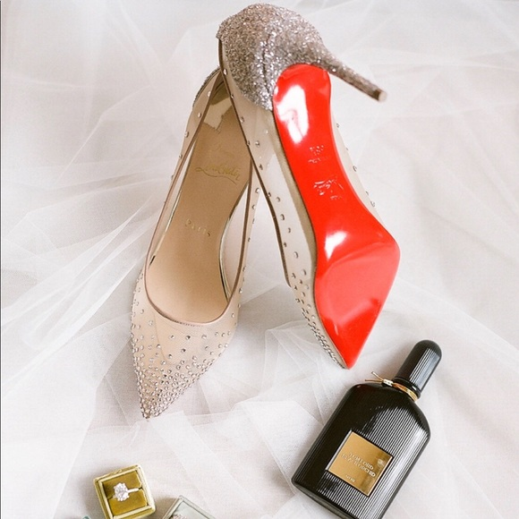 1e7a00a656 Christian Louboutin Shoes | Follies Strass 85mm | Poshmark